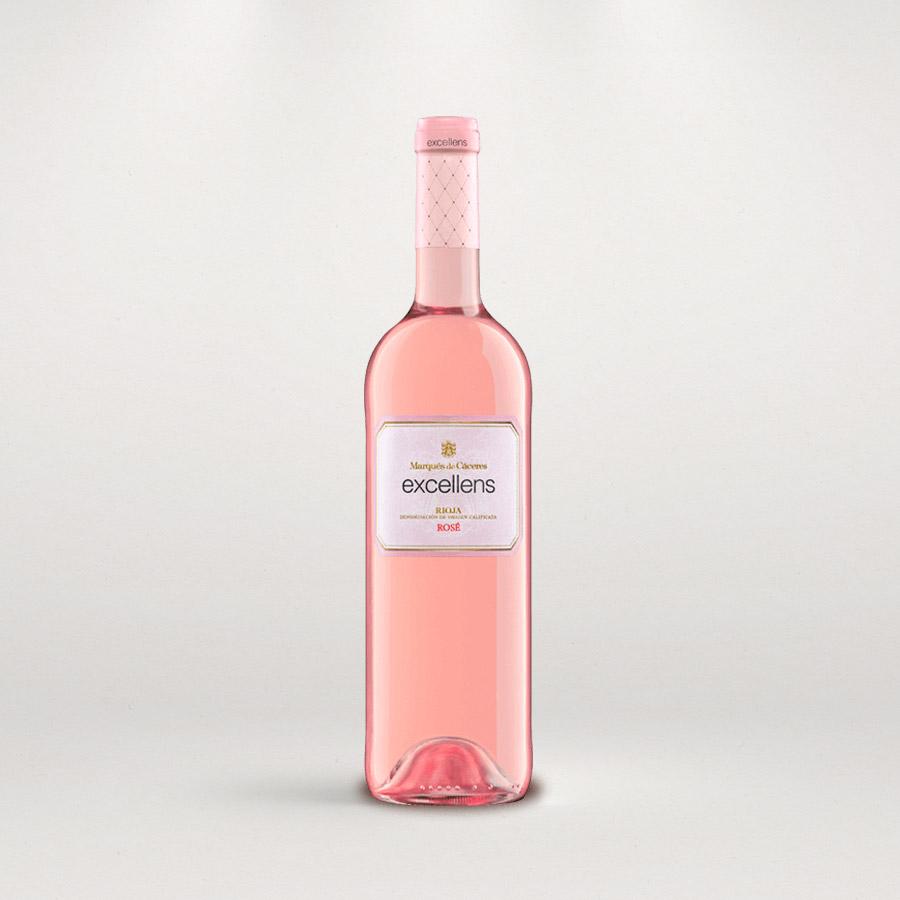 comprar-vino-rosado-EXCELLENS-ROSE-marques-caceres